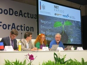 Event: NET-RAPIDO at COP25